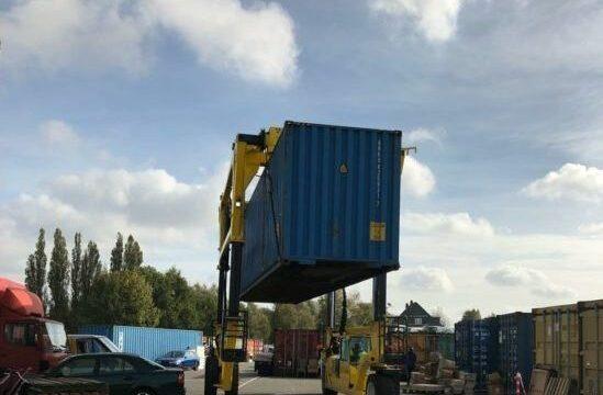 Own side loader